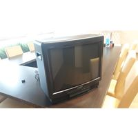 Телевизор СОНИ диагональ 54 см, б/у, исправен, Японец