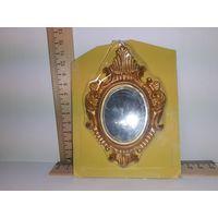 Зеркало (кукольная миниатюра 1:12 Дом мечты)