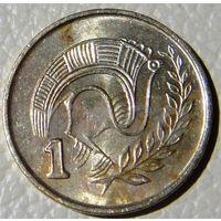 3713:  1 цент 1998 Кипр