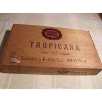 Коробка для папирос табака антик Германия
