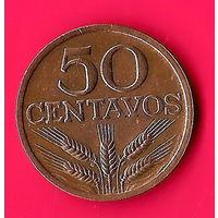 22-34 Португалия, 50 сентаво 1972 г.