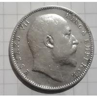 Британская Индия 1 рупия 1903 г