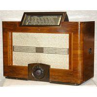 Радио гитлеровская Германия работает!Philips 890A