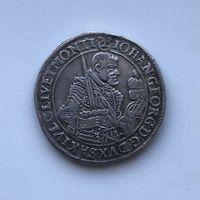 Талер Саксонский 1631 г. (Германия вес-29.09) РЕДКИЙ отличный