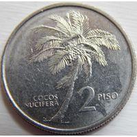 Филиппины 2 писо