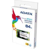 SSD жёсткий диск ADATA 64gb, mSata SSD, SP310