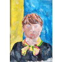 Портрет мужчины 90-е