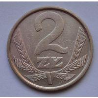 Польша 2 злотых, 1979 г.