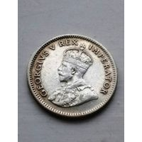 Южная Африка  6 пенсов  1933 г.  (Георг V)