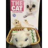 The cat collection (коллекционный котенок с журналом 1-й выпуск)