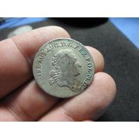 4 гроша (1 злотый) 1766 г. Станислав Август понятовский Речь Посполита