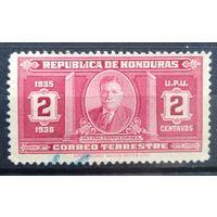 Гондурас президент республики 1938