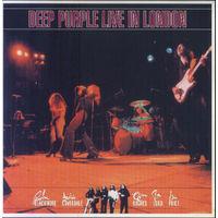 DEEP PURPLE - LIVE IN LONDON (1974)