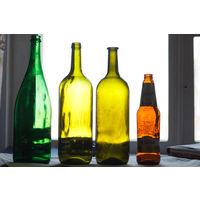 Бутылка 1,5л из под вина и шампанского, цена за 1 шт
