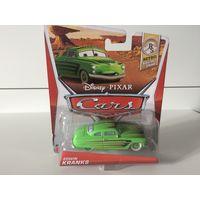Машинка Тачки Эдвин Крэнкс Disney Pixar Cars Edwin Kranks Retro Radiator Springs