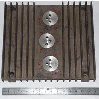 Радиатор 150х135х29