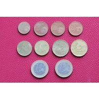 Евро и евроценты на обмен