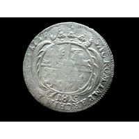 ОРТ 1754 ГОДА АВГУСТА III