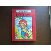 Детская книга на английском языке Tom Thumb