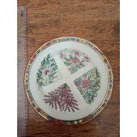 Тарелка Старый Китай