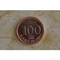 Ливан 100 ливров 2006