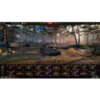 Аккаунт World of tanks 60%+, 2840wn8+, 260, 279