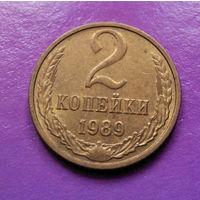 2 копейки 1989 СССР #02