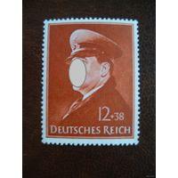 DR Германия. Рейх. 1941 Mi.772 (Mi.10 euro) гитлер
