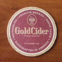 Подставка под пиво GoldCider