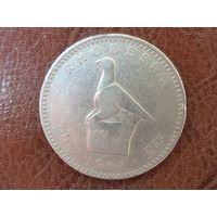 2 шиллинга 1964 Родезия