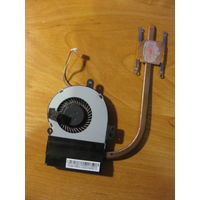 Asus X55a система охлаждения 13gnbh1am020-2/3cxj3tmjn50