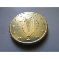 10 евроцентов, Ирландия 2004 г., AU