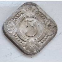 Нидерландские Антильские острова 5 центов, 1967 4-11-48