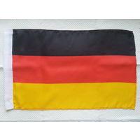 Флаг Германия ФРГ 30х50 + БОНУС