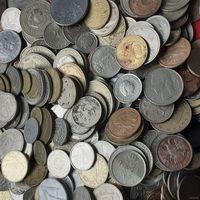 884 монеты всего мира