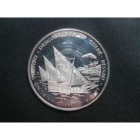 Гвинея - Биссау 10 000 песо 1991 года.