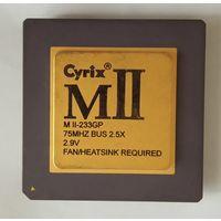 Ретро-процессор Cyrix MII-233GP