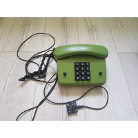 Кнопочный телефон Fetap 751 94г.в. проводной, со старой вилкой. Оплата после проверки.