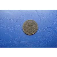 1 грош 1754                                      (5589)