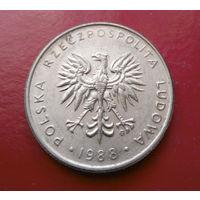 10 злотых 1988 Польша #14
