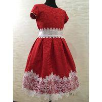 Нарядное платье.НОВОЕ. Р. 128, 134, 140, 146, 152