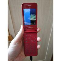 Мобильный телефон TeXet TM-400 (на запчасти)