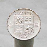 ЧСФР 2 кроны 1991