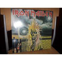 IRON MAIDEN - Iron Maiden  LP - 1980 г.