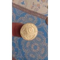 249# 10 сантимов 1997. франция