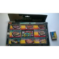 Набор дорожных мини игр. 9 разных.