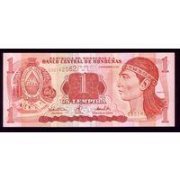 1 Лемпира 2000 год Гондурас