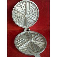 Форма для выпечки печенья вафель СССР вафельница