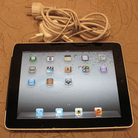 Планшет Apple Ipad1 64Gb A1337, б/у, отличный