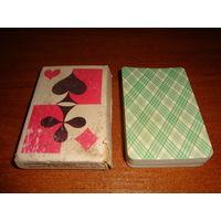 Игральные карты Первый номер, 1960-е годы